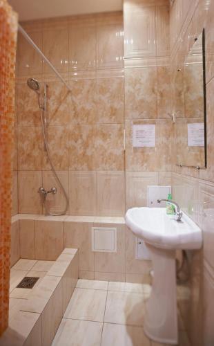 Ванная комната в Комнаты Твэнти 7