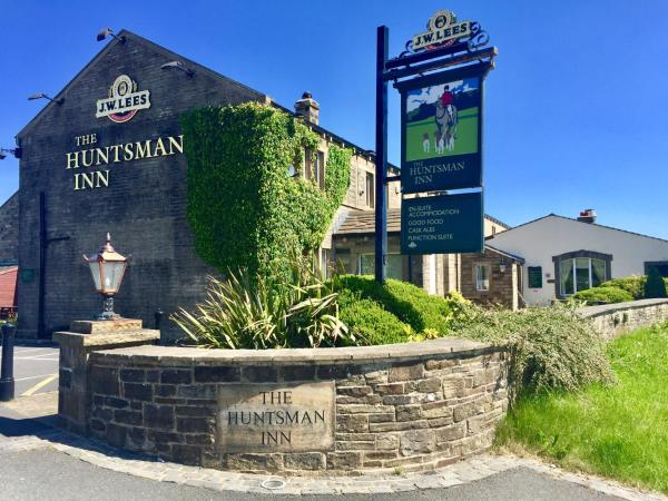 The Huntsman Inn in Holmfirth, West Yorkshire, England