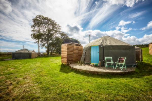 Swinton Bivouac in Masham, North Yorkshire, England