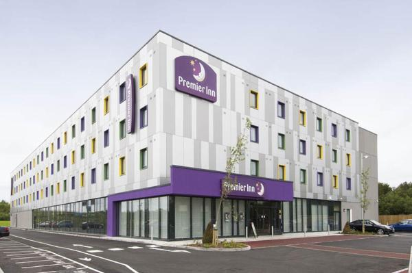 Premier Inn London Stansted Airport in Stansted Mountfitchet, Essex, England