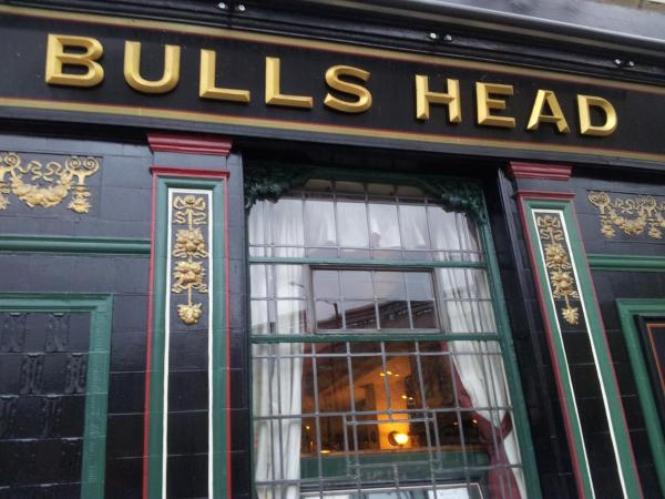 The Bulls Head Hotel in Manchester, Greater Manchester, England