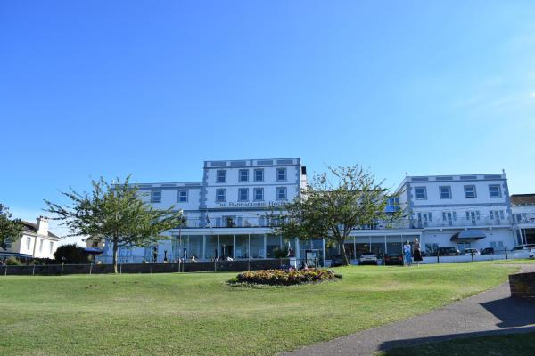 The Babbacombe Hotel in Torquay, Devon, England