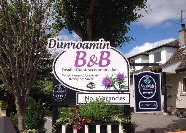 Dunroamin Bed and Breakfast in Aviemore, Highland, Scotland