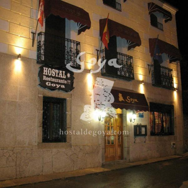 Hotel Restaurante Goya