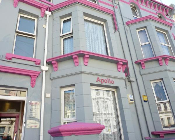 Apollo Guest House in Hastings, East Sussex, England