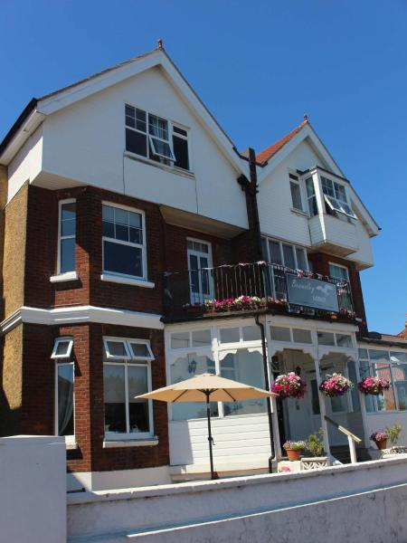 Beamsley Lodge in Eastbourne, East Sussex, England