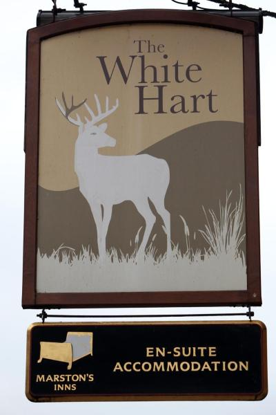 White Hart Hotel by Marston's Inns in Andover, Hampshire, England