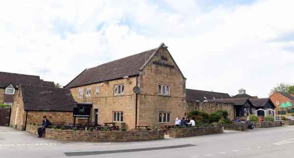 Olde House by Marston's Inns in Chesterfield, Derbyshire, England