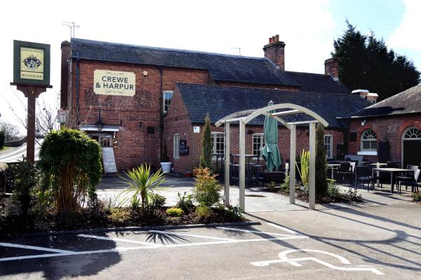 Crewe & Harpur by Marston's Inns in Derby, Derbyshire, England