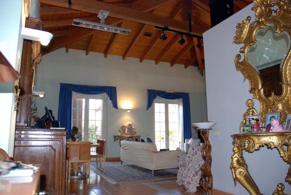 Camera In Villa Storica