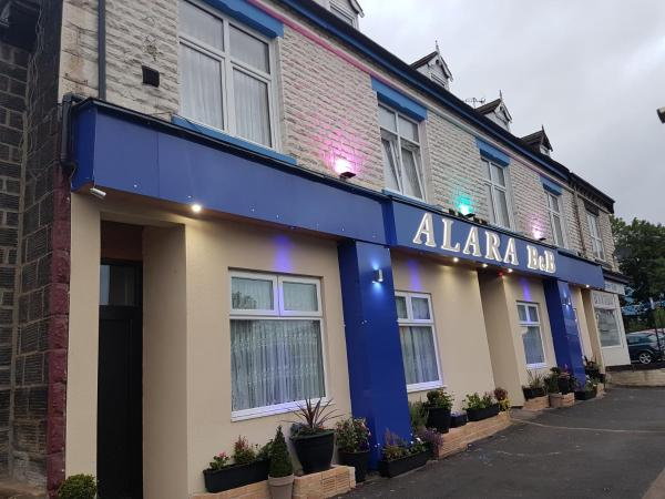 ALARA Bed and Breakfast in Sheffield, South Yorkshire, England