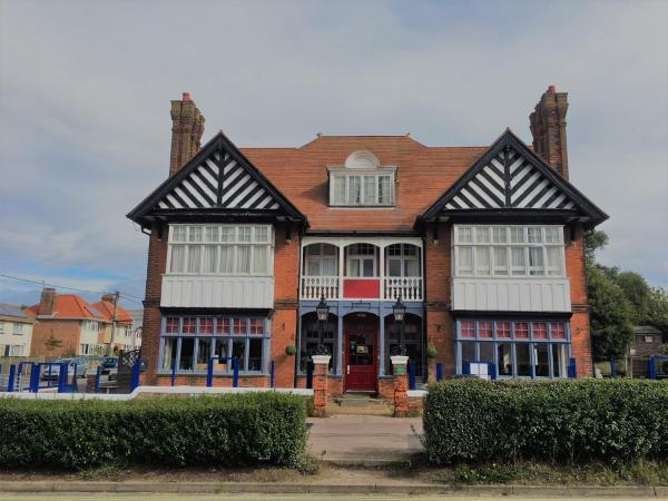 Blyth Hotel in Southwold, Suffolk, England