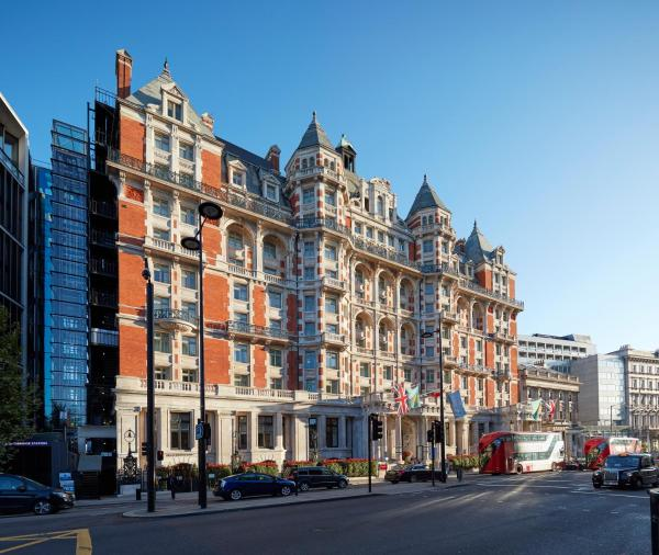 Mandarin Oriental Hyde Park, London in London, Greater London, England