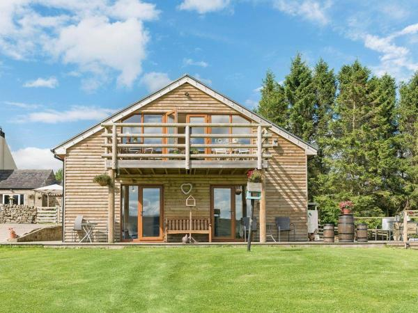 Huntercrook Lodge in Bardon Mill, Northumberland, England