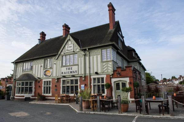 Innkeeper's Lodge Hornchurch in Hornchurch, Greater London, England