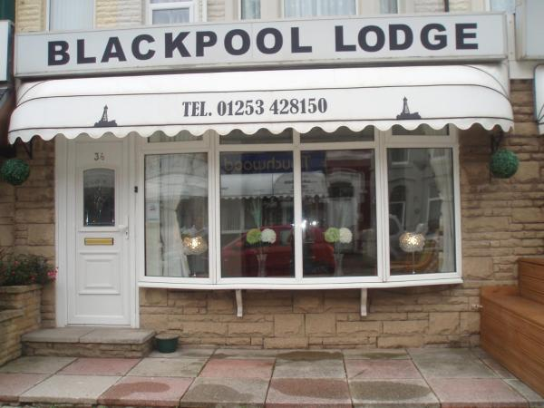 Blackpool Lodge in Blackpool, Lancashire, England