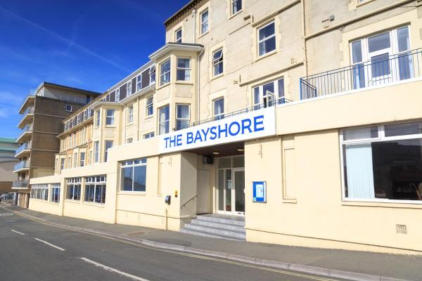 Bayshore Hotel in Sandown, Isle of Wight, England