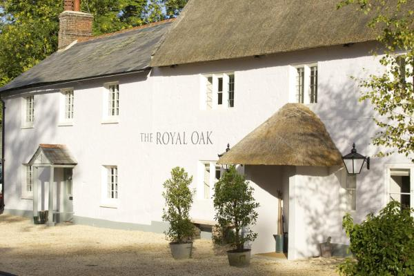 The Royal Oak in Ansty, Wiltshire, England