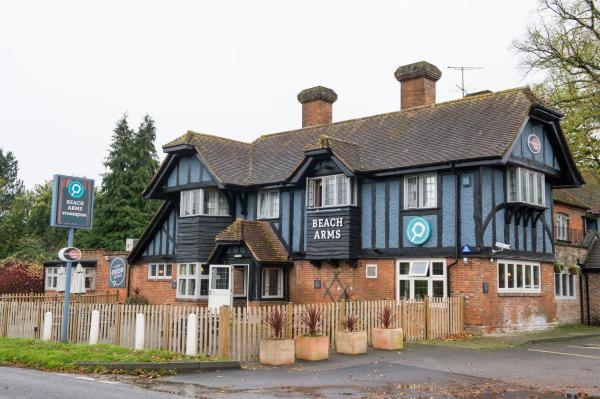 Innkeeper's Lodge Basingstoke in Oakley, Hampshire, England