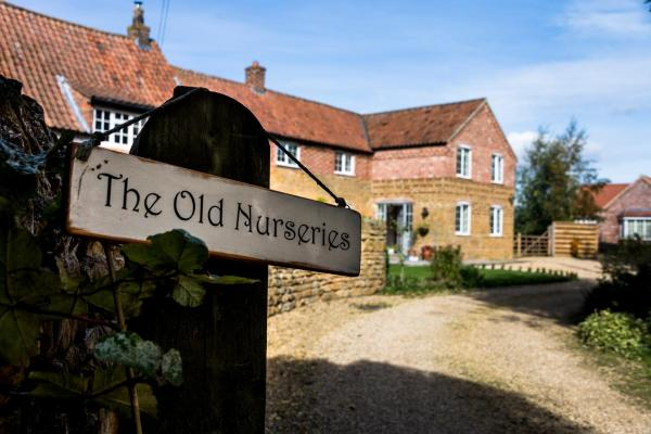 The Old Nurseries B & B in Stathern, Leicestershire, England