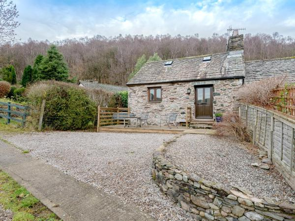 The Old Bothy in Watermillock, Cumbria, England