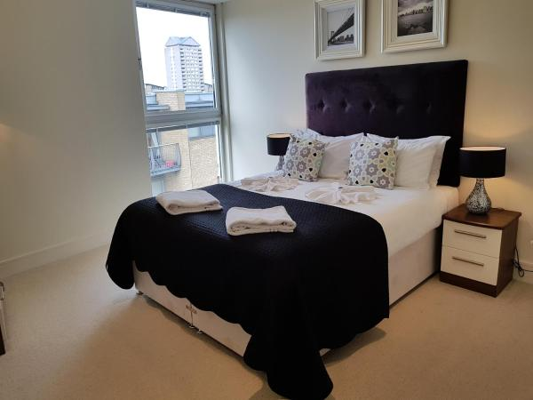 Canary Wharf Serviced Apartments in London, Greater London, England