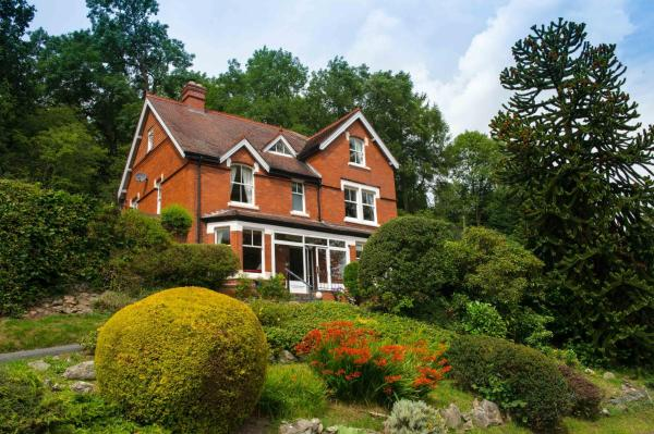 Mynd House in Church Stretton, Shropshire, England
