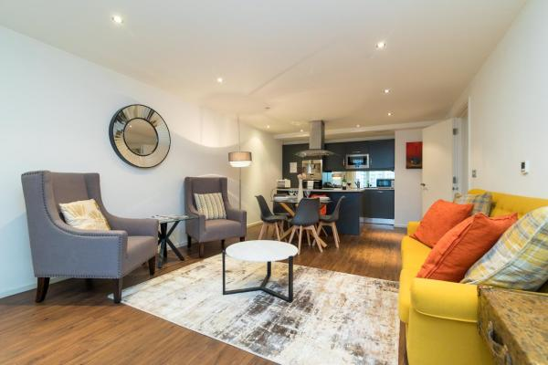 Stylish Apartment In Royal Victoria in London, Greater London, England