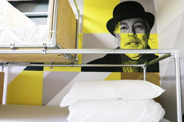 Art Hostel in Leeds, West Yorkshire, England