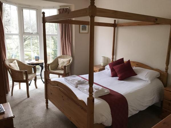 The Abbey Inn in Buckfastleigh, Devon, England