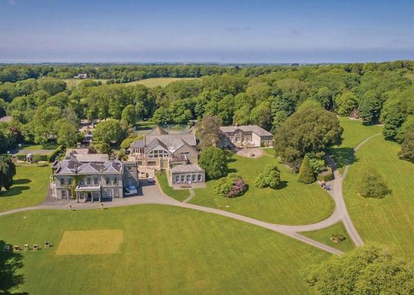 Clowance Estate in Porkellis, Cornwall, England