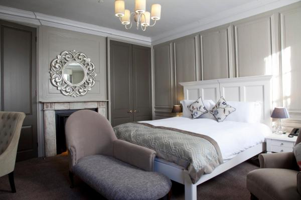 Vanbrugh House Hotel in Oxford, Oxfordshire, England