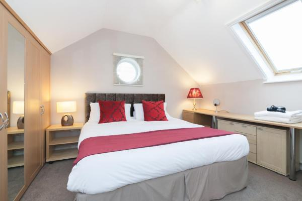 The Loft Apartment in Altrincham, Greater Manchester, England