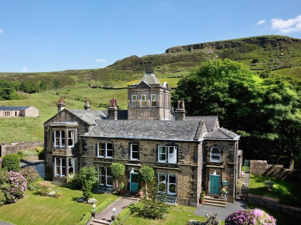 Crow Hill in Marsden, West Yorkshire, England