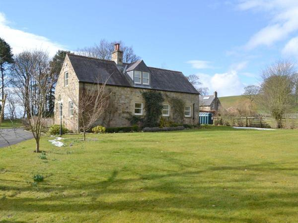 Southwood Lodge in Slaley, Northumberland, England