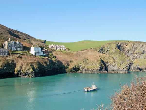 Mainbrace in Port Isaac, Cornwall, England