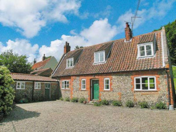 Mole Cottage in Stiffkey, Norfolk, England