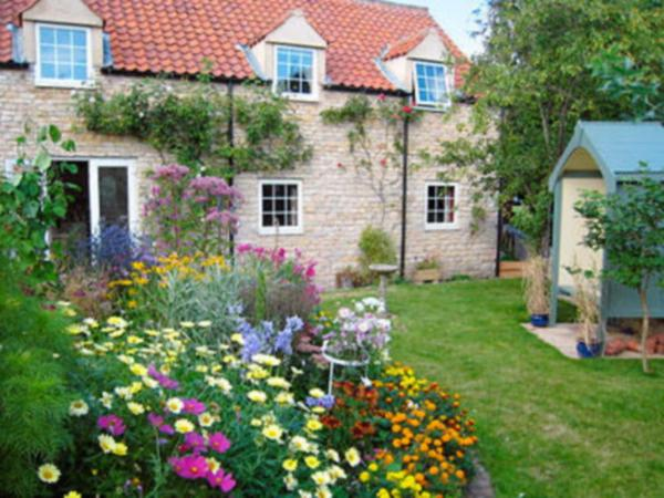 Stonemasons Cottage in Ropsley, Lincolnshire, England
