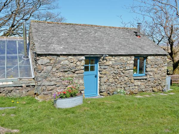 The School House in Eskdale, Cumbria, England