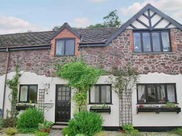 Dove Cottage in Minehead, Somerset, England