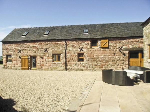 The Grange Holiday Cottage in Foxt, Staffordshire, England