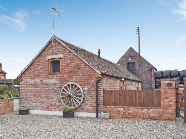 Plumtree Barn At Gumburn Farm in Shrawley, Worcestershire, England