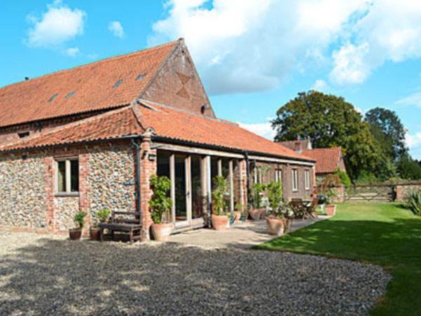 Dove Barn in Thursford, Norfolk, England