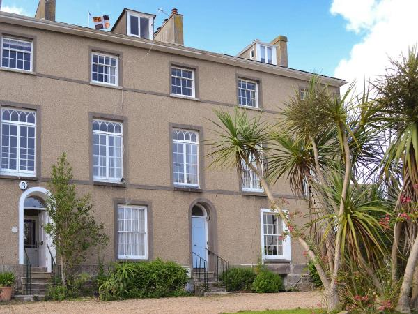 St Mary'S House in Penzance, Cornwall, England