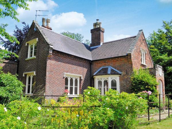 Park Lodge in Hethersett, Norfolk, England
