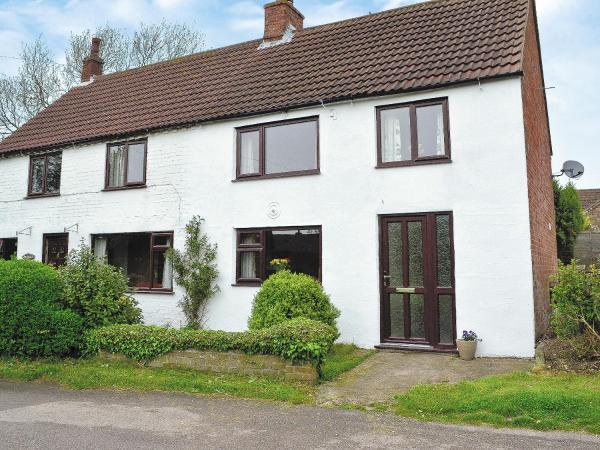 White Cottage in Hemingby, Lincolnshire, England