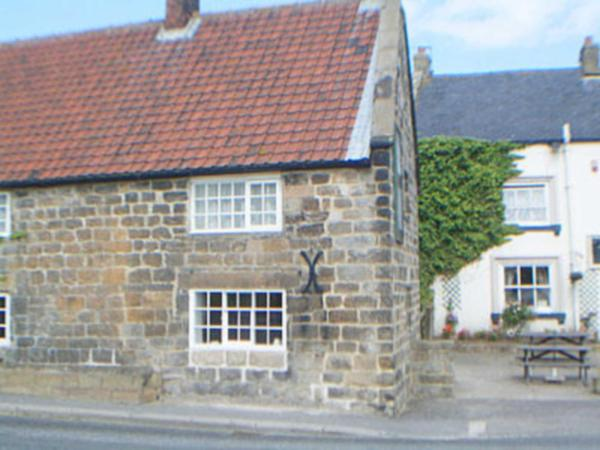 Lythe Cottage in Lythe, North Yorkshire, England