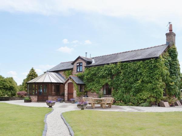 Coach House in Llanymynech, Powys, Wales