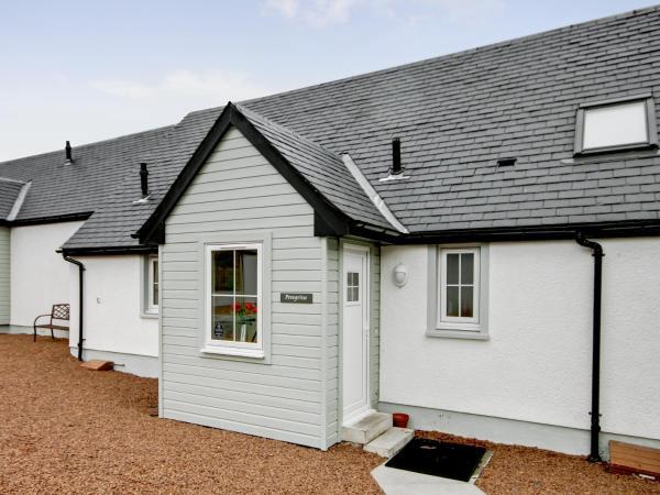 Peregrine Cottage in Cambusbarron, Stirlingshire, Scotland