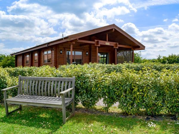 Bulrush Lodge in Burgh le Marsh, Lincolnshire, England
